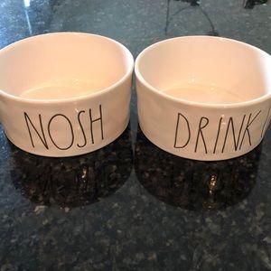 RAE DUN Ceramic Pet Bowls